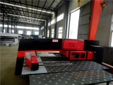 T30 Fabricante CNC Punching Machine Hidráulica Punch Press com Amada Tools Turret Punching Fanuc Control