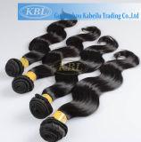 6A Grade 2016 Kbl Les plus populaires Virgin Remy Peruvian Human Hair