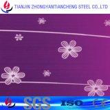 1.4550 DIN 1.4541 Corrosión Resitant Hoja de acero inoxidable de chapa metálica en acero inoxidable