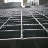 Grata d'acciaio di saldatura galvanizzata resistente personalizzata