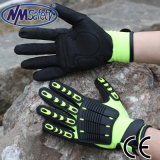 Ударопрочный Nmsafety Auto мотив механик перчатки