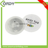 Modifica rotonda del diametro 20mm piccola NFC del chip NTAG215