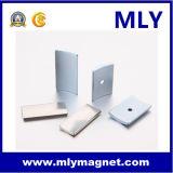 희토류 네오디뮴 (NdFeB) 바람 발전기 자석 (M010)