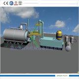 máquina de reciclagem de Pneus 2015 fábrica de pirólise de Óleo Combustível