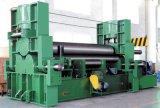 Máquina de rolamento universal hidráulica da placa de 3 rolos de W11s