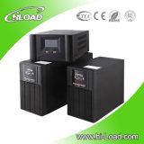 UPS on-line monofásico de 6kVA com backup de bateria