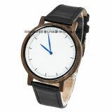 남자를 위한 새로운 스포츠 시계 북대서양 조약기구 악대 석영 나무로 되는 시계