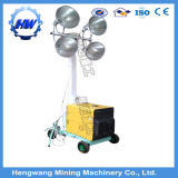 Beweglicher heller Aufsatz mit Dieselmotor (HW-400)