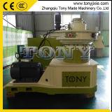 Grande stabilité de fonctionnement de sortie de presse à granulés de bois (TYJ720-II)