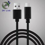 C cabo de dados USB 2.0 de fio para o fio de cabo de dados