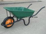 Carrinho de mão de roda modelo de África do Sul da boa qualidade (Wb3800)