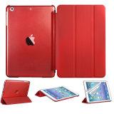 iPad 새로운 iPad를 위한 지능적인 PU 가죽 정제 상자