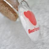 As penas recheadas TPU personalizados Etiqueta inflável para vestuário