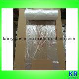 HDPE Plastiktasche-Weste-Träger-Beutel auf Rolle