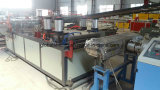 Linha de produção plástica Shining global maquinaria da telha de telhado do ASA