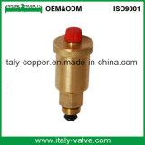 カスタマイズされた品質の黄銅は造ったエア・ベントの球弁(IC-3015)を