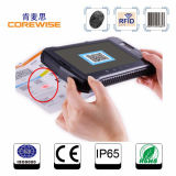Schroffer Android Fingerprint Reader Tablet PC mit Barcode Scanner