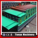 De Dubbele Tegels die van het Blad van het Dak van de Laag PPGI Machine maken