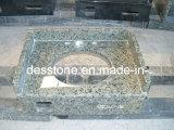 Encimeras verdes del granito (DES-E3)