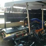 Cochecillo diesel modificado para requisitos particulares UTV de la potencia del cargo grande de cuatro ruedas