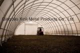 Estructura de acero recubierto de PVC Warehous Carpa Domo (Xl-408020r