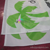 Bandiera su ordinazione esterna della maglia del vinile di stampa per fare pubblicità