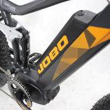 雪のバイクの検討2017の1000W中断Jb-Tde32L-Fが付いている電気雪のバイク