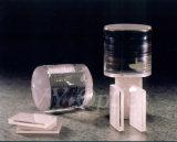 Het gekwalificeerde Optische y-Besnoeiing Litao3 (Tantalate van het Lithium) Wafeltje/de Plak/de Lens Litao3 van het Kristal