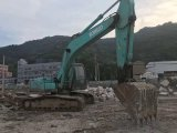 Máquina escavadora usada muito boa Kobelco Sk250-8 da condição de trabalho