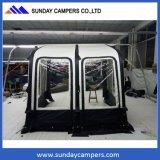 2 Haustür-Wohnwagen-Portal-Markisen-aufblasbare Wohnwagen-Luft-kampierendes Gefäß-Wohnmobil-Zelt für RV