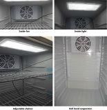 단 하나 유리제 문을%s 가진 최고 소형 냉장 진열장
