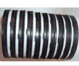 V buje de goma reforzado para la prensa hidráulica con EPDM