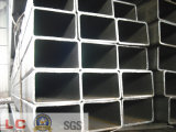 Tubo de acero rectangulares de carbono común