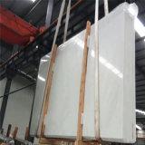 Сляб мрамора сляба ледникового временени белый мраморный (плитка, сляб и countertop)