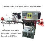 Пластичная машина запечатывания подноса еды с принтером Ld802b функции/даты кодирвоания даты