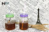 450ml 15.8oz Jugo de té Copa de vidrio de café