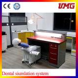 El estudio dental vendedor superior suministra la unidad dental del simulador