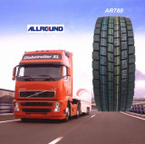 Pneu do caminhão do pneu TBR do pneu radial barato do ônibus do ônibus (315 / 80R22.5 12R22.5)
