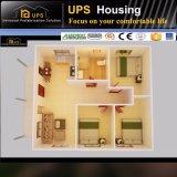Bouw Met drie slaapkamers van de Structuur van het Staal van de nieuwe Technologie de Geprefabriceerde