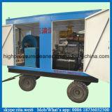 Dieselabwasserkanal-Abflussrohr-Unterlegscheibe-Hochdruckwasserstrahlabfluss-Reinigungs-Maschine