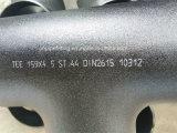 DIN2615-1 Tees, St44.037.0 ST ST52.0 Raccords de tuyaux de raccord en T