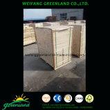Madera dura de madera de alta calidad Slat contrachapado