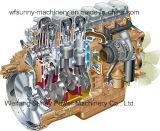 Motor diesel para generar o el uso marina