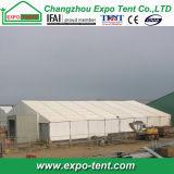كبيرة تخزين خيمة يستعمل