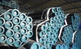 Tubo de acero inconsútil API 5L GR. B, línea tubo negra Psl1 L345, 3lpe línea tubo X56