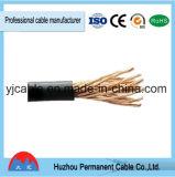 PVC de conducteur du cahier des charges CCA de câble de soudure de câble de soudure engainé