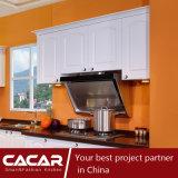 Positano moderne warme Art-Plastikheben Belüftung-Küche-Schrank (CA12-12)