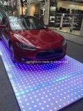 Prezzo basso 60*60cm LED Digital Dance Floor per l'indicatore luminoso di cerimonia nuziale della fase