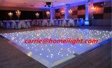 12*12m звездным светодиод белого цвета пола для проведения свадеб пол