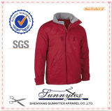 2016 Jonge Dame High Collar Waterproof Jacket